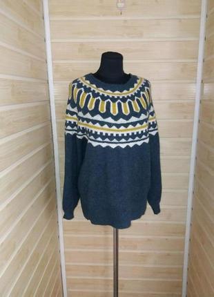 Теплый свитшот свитер р.xl-xxl george