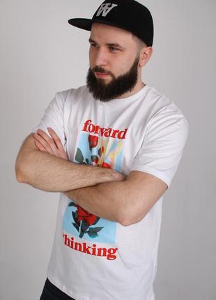 Новая летняя футболка pull&bear оригинал, pull and bear нарядная и свежая3 фото