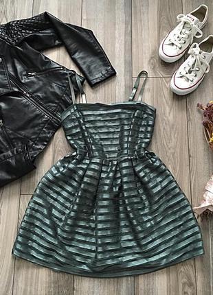 Красивенное платье h&m