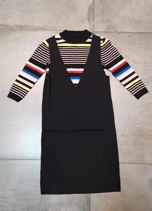 Компект кофта и платье оnly