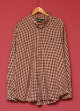 afdadf353100579 Polo ralph lauren рр xxl хлопковая рубашка оригинал Ralph Lauren ...