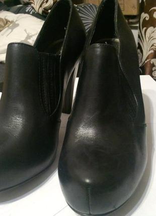 Ботильоны туфли new look3 фото