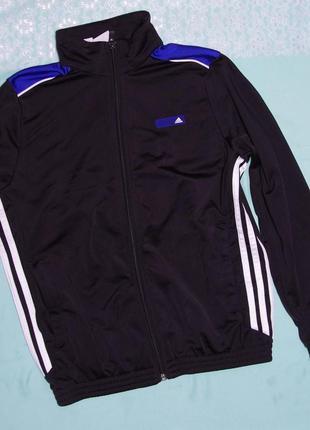 Олимпийка, кофта 11 - 12 лет рост 152 см adidas оригинал