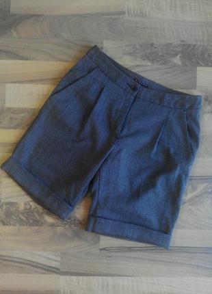 Фирменные женские шорты sisley