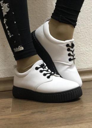Классные стильные кроссовки мокасины