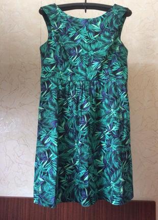 Летнее платье-сарафан laura clement от la redout, натуральная ткань, размер 50/16/44