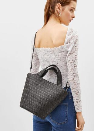 Новая сумка от bershka