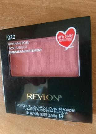 Румяна revlon powder blush