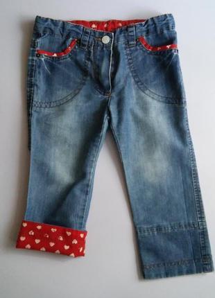 Тонкие джинсы mariquita, р. 98