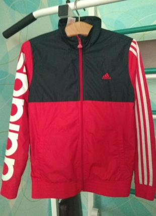 Куртка-ветровка adidas