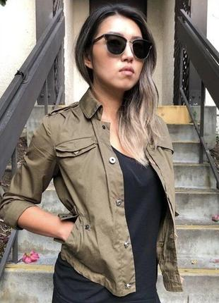 Джинсова курточка g-star raw мілітарі