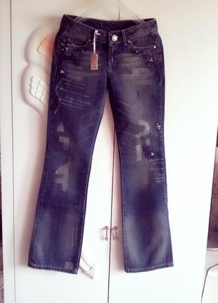 """Брендовые джинсы """"madoc jeans"""",original!!фабричные!"""