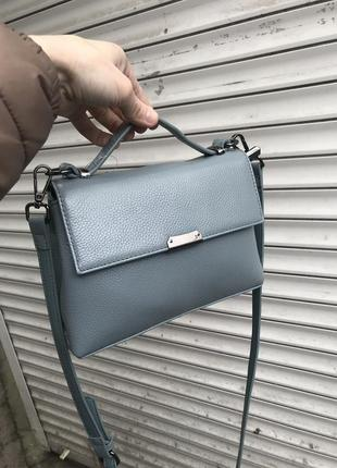Кожаная сумка сумка кожаная через плечо кроссбоди