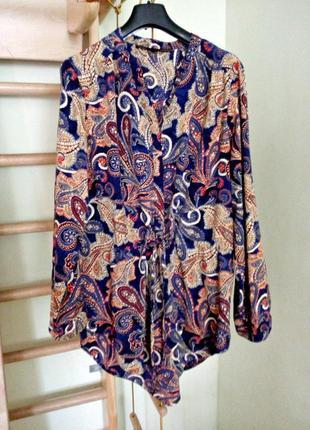 Удлиненная блуза , туника 16