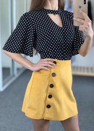fa85c4d695a Женские блузы с чокером 2019 - купить недорого вещи в интернет ...