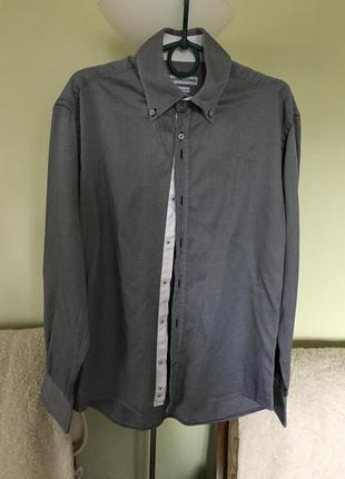 Хлопковая мужская рубашка gentiluomo