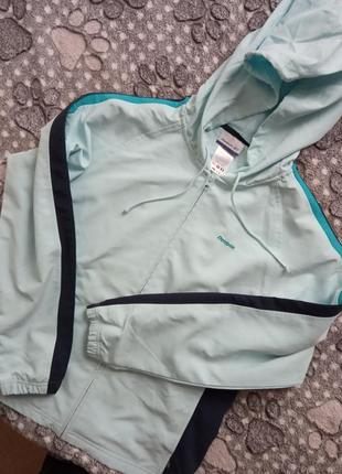 Reebok кофта куртка спорт