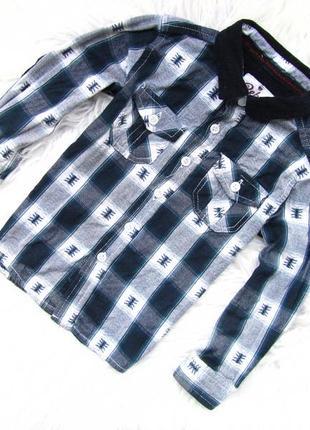 Качественная и стильная рубашка rebel