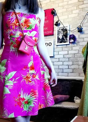 Сарафан женский сарафан мини платье женское летнее платье