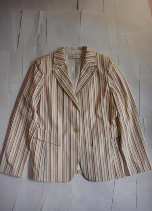 Новый пиджак без бирки marco pecci p. l (40)