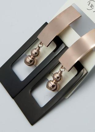 Красивые ювелирные серьги