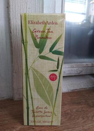 Оригинал! elizabeth arden туалетная вода green tea bamboo 100 мл