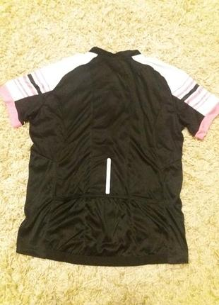 Спортивна - вело футболка.  європейський розмір 424 фото