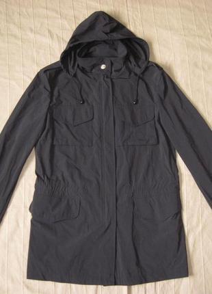 Bally (s/36) легкая куртка плащ женская