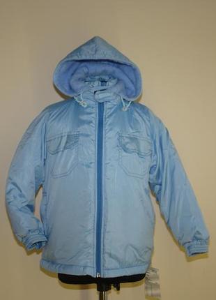 Куртка демисезон для мальчика на 4-5 лет