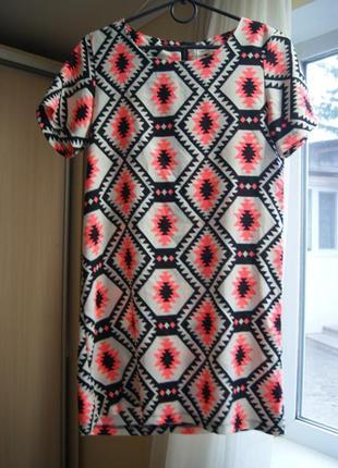 Летнее платье сарафан плаття