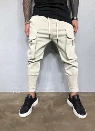 Джогеры джинсы
