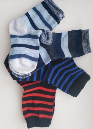 Комплект 4 пары носочки george