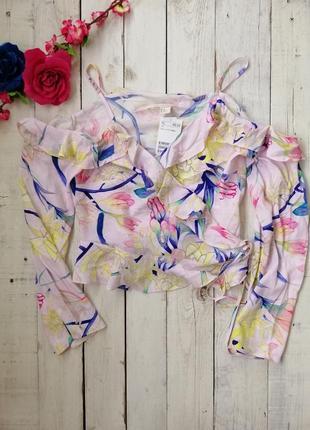 Блузка h&m, размер 34,38,40 .