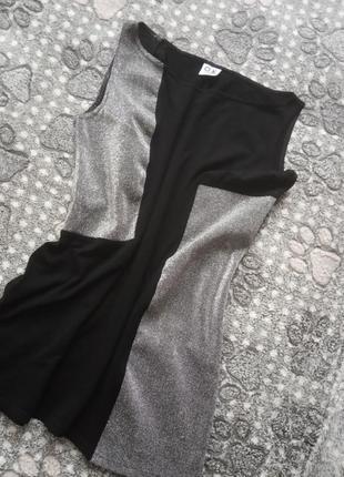 Платье чёрное маленькое