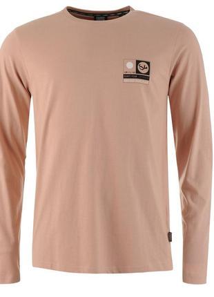 Fabric мужская кофта/футболка с длинными рукавами/мужской лонгслив