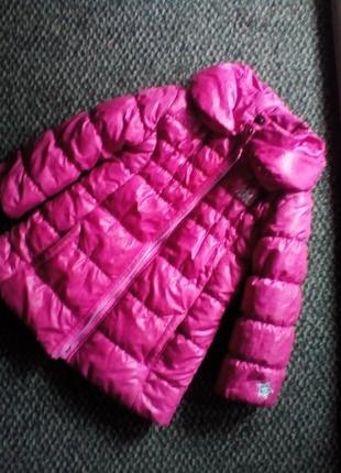 Куртка пальто плащик деми демісезонна
