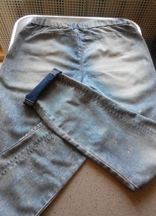 Новые джинсы bershka 40 eur4 фото