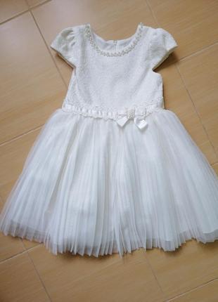 Выпускное платье nimble 130р.