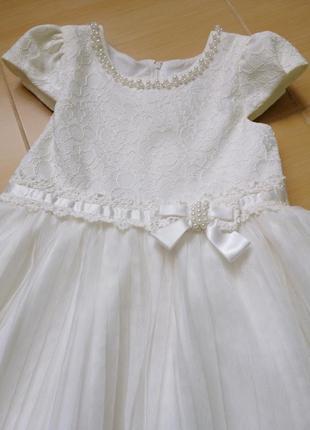 Выпускное платье nimble 130р.2 фото