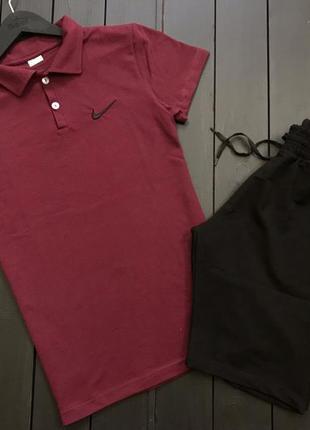 Спортивный набор футболка + шорты
