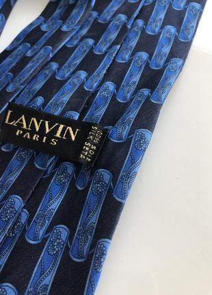 Галстук lanvin5 фото