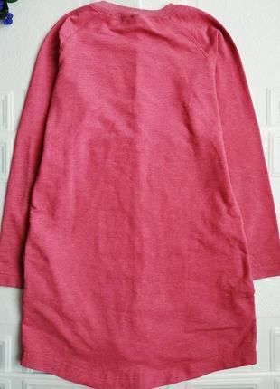 Теплое платье туника ночнушка alive5 фото