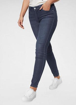 Lee scarlett  синие джинсы  скинни р w31 l 33 р172-92-96