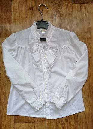 Школьная блузка bogi 122-128
