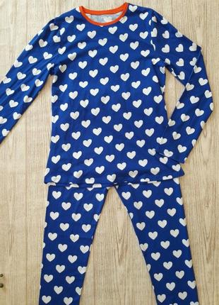 Яркая пижама на девочку george