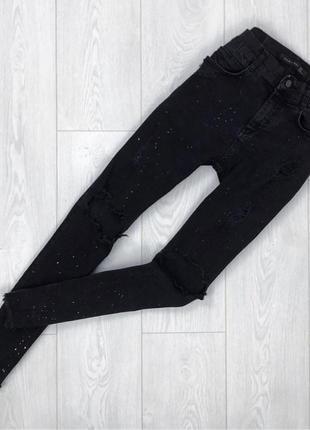 Мужские джинсовые штаны zara man