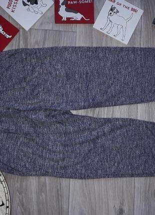 Next трикотажные штаны с защипами 4-5 л 110см