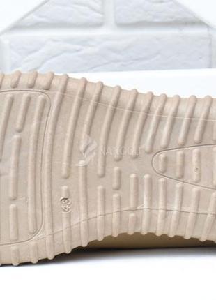 Кроссовки мужские sply 350 текстильные бежевые на шнуровке3 фото