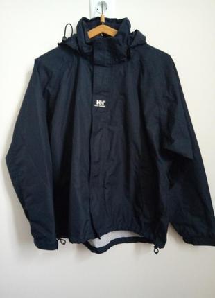Куртка ветровка мужская helly hansen, размер л