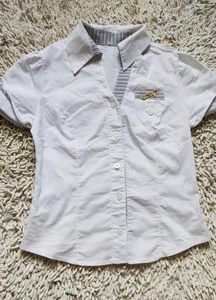 Рубашка школьная, шкільна рубашка